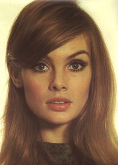 Miss Jean Rosemary Shrimpton 1966.