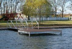 images of pond docks | POND DOCKS