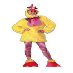 DisfracesMimo, disfraz de gallina caponata para mujer talla m/l.Compra tu disfraz barato adulto para tu grupo. Este traje es ideal para tus fiestas temáticas de gallos y de animales.