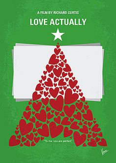 """My Love Actually minimal movie poster"""" Graphic/Illustration by chungkong posters, art prints, canvas prints, greeting cards or gallery prints. Find more Graphic/Illustration art prints and p. Marvel Movie Posters, Minimal Movie Posters, Minimal Poster, Movie Poster Art, Marvel Movies, Film Posters, Love Actually 2003, London Christmas, Christmas Movies"""