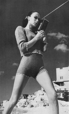 theyroaredvintage:  Photo by Helmut Newton, 1965.