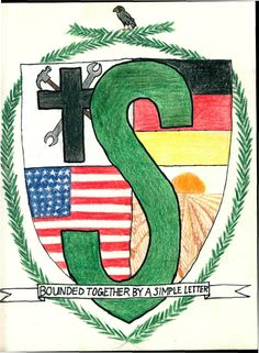 Wow! Check out Submission #2 for the Schmidt Family Crest Design Contest! The designer is Jordyn Schmidt. More info about this design at http://schmidtsreunite.com/2015/09/15/submission-2-jordyn-schmidt-family-crest-design-contest/