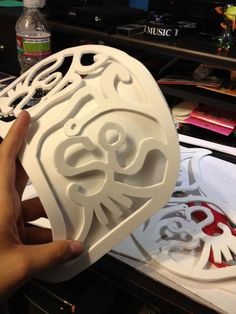 Zelda Armor step by step