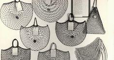 Dlouho sním o tom stát se hrdou majitelkou a nositelkou síťovky. Síťovka vychází z historie (to já rád), je nafukovací (to já moc potřebuji... Web Gallery Of Art, Costume Shirts, Book Of Hours, Fashion Plates, Crochet Yarn, Ball Dresses, Mittens, Straw Bag, Diy And Crafts