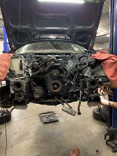 BMW Vanos Gasket /& 6 Seals V Reinz Germany Timing Camshaft Cover E39 E46 M54