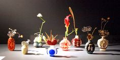 A blog about ikebana, the Japanese art of arranging flowers. This blog is for networking and inspiration. Welcome.