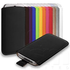 All #colours soft pull tab pu leather pouch case cover for htc #salsa #mobile pho,  View more on the LINK: 	http://www.zeppy.io/product/gb/2/400334337950/
