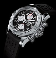 #Breitling Super Avenger II Chronograph #WatchTime Magazine and our pick for those starting their Collection!
