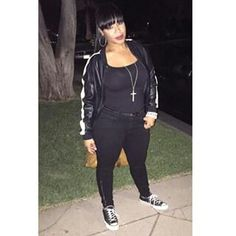 Gospel singer Erica Campbell instagram picture.