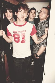 All Time Low....Alex he's so wow