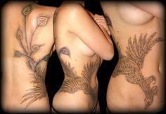 Tatuagens de Fenix tinta na pele 62 - Tinta na Pele | Tatuagem