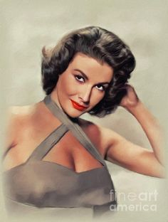 Hollywood Icons, Hollywood Actor, Vintage Hollywood, Hollywood Glamour, Classic Hollywood, New Haircuts, Old Movies, Gorgeous Women, Movie Stars