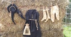 Kitchen Witch School of Natural Witchery: Hang the washing out...