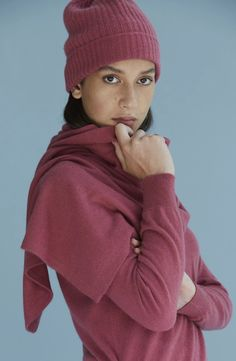 Cashmere Beanie - Raspberry – Laing Home Cashmere Beanie, Cold Hands, One Size Fits All, Perfect Fit, Raspberry, Winter Fashion, Winter Hats, Pure Products, Beanies
