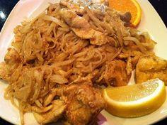Pollo al Curry Dukan - Fase Attacco