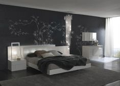 Interior Design Modern Bedroom Color Schemes Charming Teenage Colored Ideas With Grey Color Interior Decor For Your Bedroom Design Ideas Modern Master Bedroom, Master Bedroom Design, Minimalist Bedroom, Contemporary Bedroom, White Bedroom, Bedroom Sets, Dream Bedroom, Bedroom Decor, Bedroom Designs