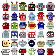 Random Robots