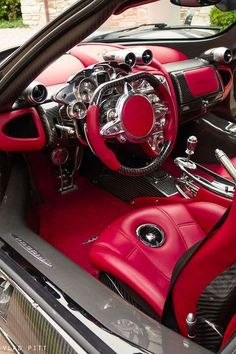 The 40 Best Pagani Interior Images On Pinterest Hs Sports