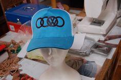 casquette  Françoise Broderie Baseball Hats, Cap, Wool, Baseball Caps, Ball Caps