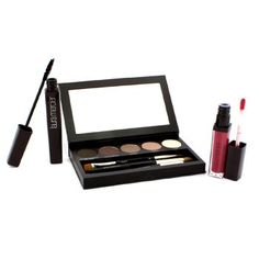 Laura Mercier Nude Smoky Eye Palette Collection 1xMascara 1xLip Glace 1xCake Eye Liner 4xEye Colour 3xBrush  10pcs -- Want additional info? Click on the image.