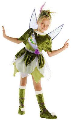 Green Tinkerbell Costume  http://barnaclebill.hubpages.com/hub/tinkerbellhalloweencostumeideas
