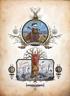"""""""Stumptown Timber"""" by Derek Nobbs"""