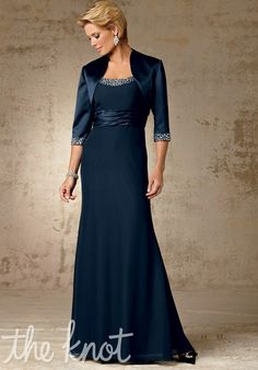 Caterina Collection by Jordan Chiffon Mother of the Bride Dress 5005 image - Bridal Gowns Mob Dresses, Fashion Dresses, Bridesmaid Dresses, Wedding Dresses, Dresses 2016, Dressy Dresses, Bridesmaids, Mother Of The Bride Dresses Long, Mothers Dresses