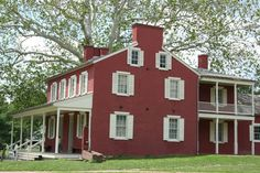 Landis Valley Village and Farm Museum in Lancaster, PA.