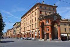 Bologna inizio portico per San Luca