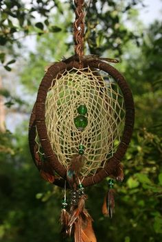 Sonora Kay's Walosi Dream Catcher by JStinson (Ghi-Goo-ie Designs), via Flickr
