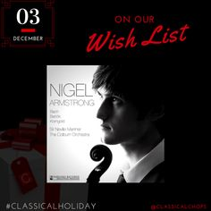 #ClassicalHoliday He