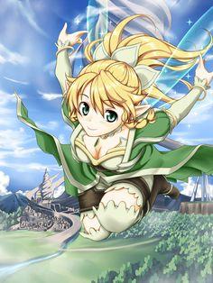 Sword Art Online: Lyfa by メケ