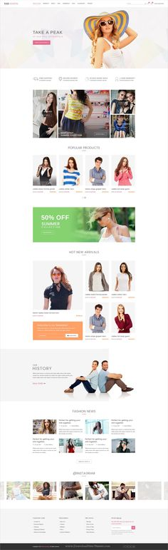 Rab is a beautiful #PSD template for #webdev stunning #eCommerce website with 3 homepage layouts and 30 organized PSD pages download now➩ https://themeforest.net/item/rab-fashion-ecommerce-psd-template/19437773?ref=Datasata