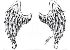 Tatuagem de Asas de Anjo                                                                                                                                                     Mais