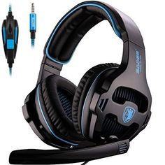 9 Top 10 Best Sades Gaming Headsets in 2018 images | Gaming