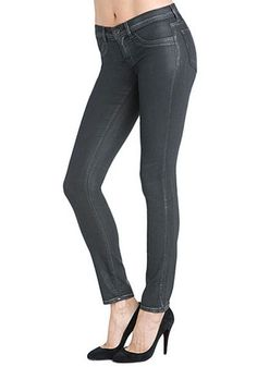J Brand 901 Stonehenge Brand 901 Low-Rise Legging in Black Pearl $89.00
