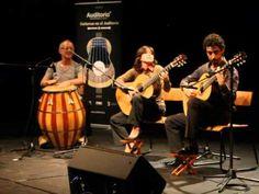 Dúo Siqueira Lima y Hugo Fattorusso - Candombe - YouTube