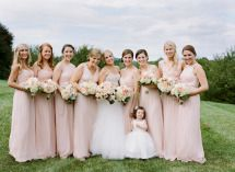 Bridesmaids Photos and Ideas - Style Me Pretty Weddings