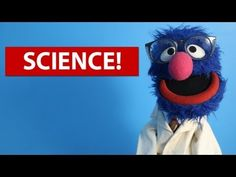 5 Fun Science Experiments for Kids (w/ Grover!) #5facts