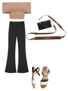 """""""Need holiday"""" by pecelele ❤ liked on Polyvore featuring Gap"""