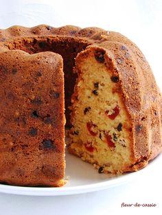 Рождественский фруктовый кекс Карина 3 Fruit Recipes, Baking Recipes, Cake Recipes, Dessert Recipes, Fruit Cake Loaf, Fruit Cakes, Fruit Bread, Banana Bread, Bean Cakes