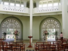 The Baha'i House of Worship, Sydney, Australia