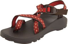 Chaco Women's Z/2 Unaweep Sandal Chaco. $59.90. Strap Width: 19mm. Rubber sole. Sculpted heel cup provides stability and promotes natural heel cushioning. Textile. Infinitely adjustable pull through strap system anchors at one buckle point. BioCentric footbed contour carries the seal of acceptance by the American Podiatric Medical Association. Soft polyester webbing with toe loop configuration dries faster than nylon and maintains a consistent fit in all conditions