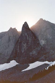 #silence #love #mountain #snow