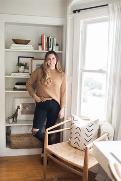 My Week of Outfits: Interior Designer Chrissy McDonald | The Everygirl