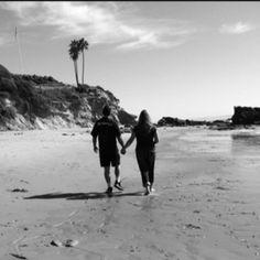 Walk on the Beach.. love(: