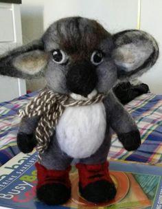 #australia #wool #handmade #koala #cute