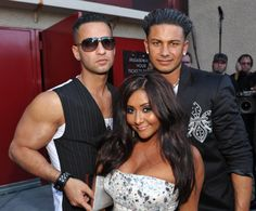 The Situation, Snooki and Pauly D
