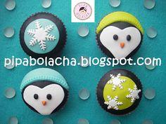 Pipa Bolacha: Estes pinguins vêm do frio!!!