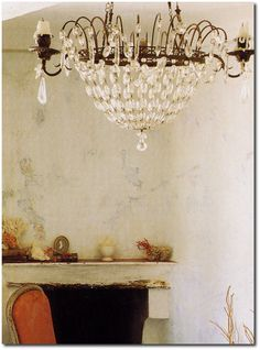 barbara stoeltie interior designs/images | Frederic Mechiche's House French Designer Frederic Mechiehe, Provence ...